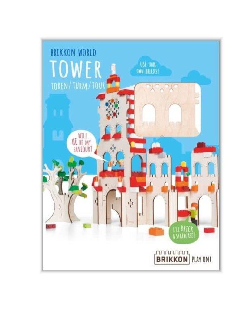 BRIKKON Brikkon Tower