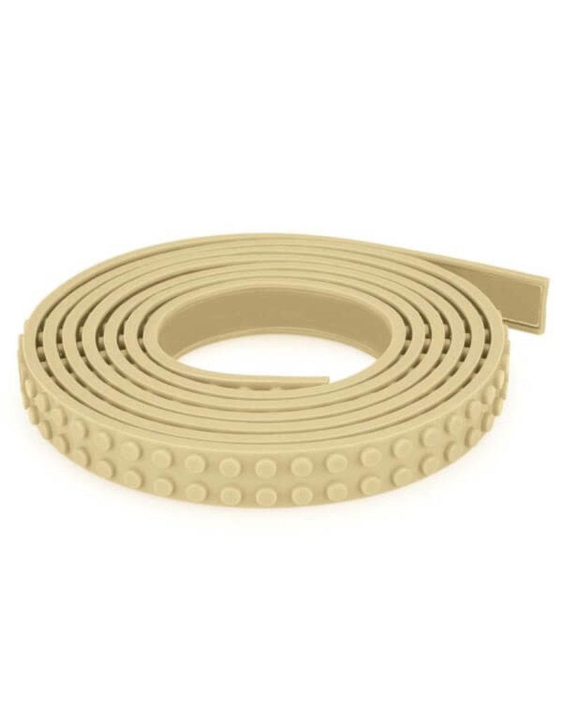 ZURU-MAYKA Block Tape 2 studs 2m Sand Yellow