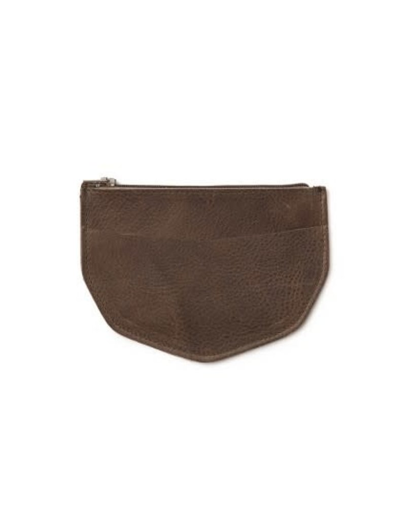 KEECIE Portemonnee Furry Fellows grey brown