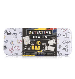 CORTINA Detective in a tin