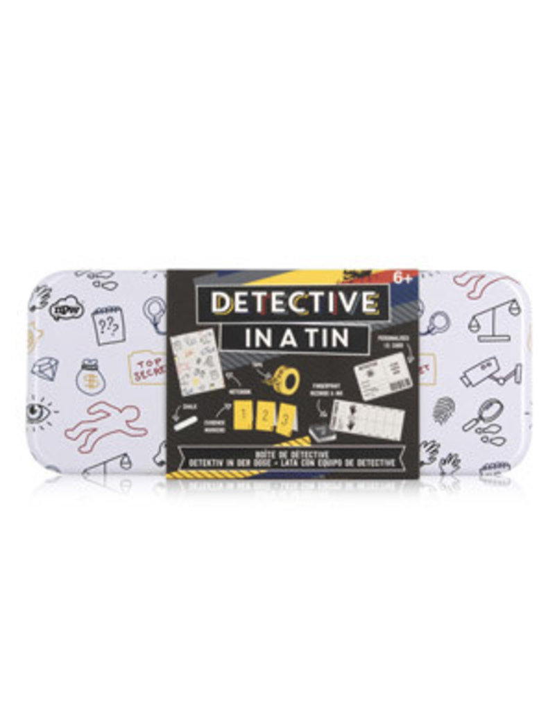 CORTINA Detective in a tin