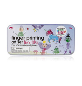 CORTINA Finger Printing Art Set - Fairy Tales