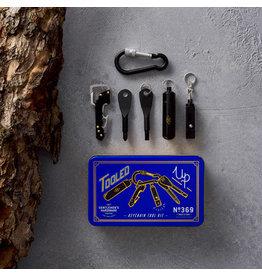CORTINA Key chain tool kit blue