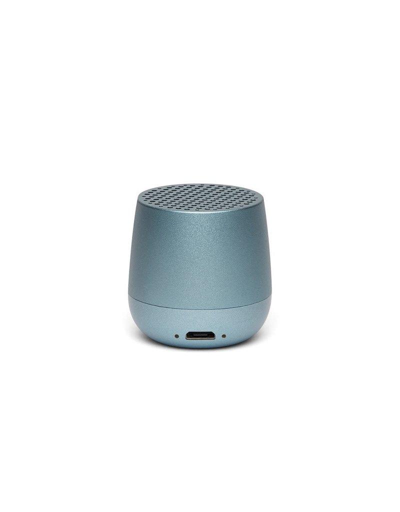 LEXON MINO Mini rechargeable Bluetooth speaker-3W - lichtblauw