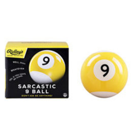 CORTINA Sarcastic 9 Ball