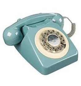 CORTINA Telephone french blue