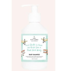 The Gift Label Baby Shampoo New Dude In Town - 250 ml
