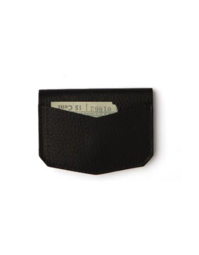 KEECIE Pashouder Wild Card, Black 10,5 x 8 cm