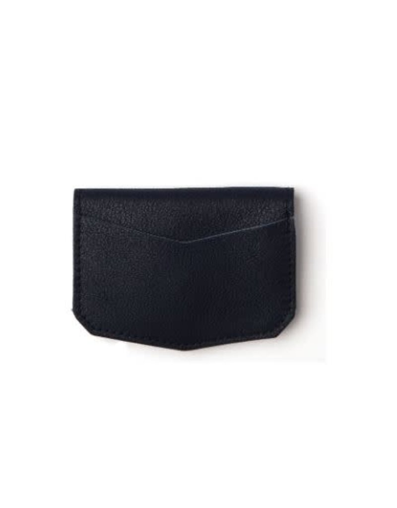 KEECIE Pashouder Wild Card, Ink blue 10,5 x 8 cm