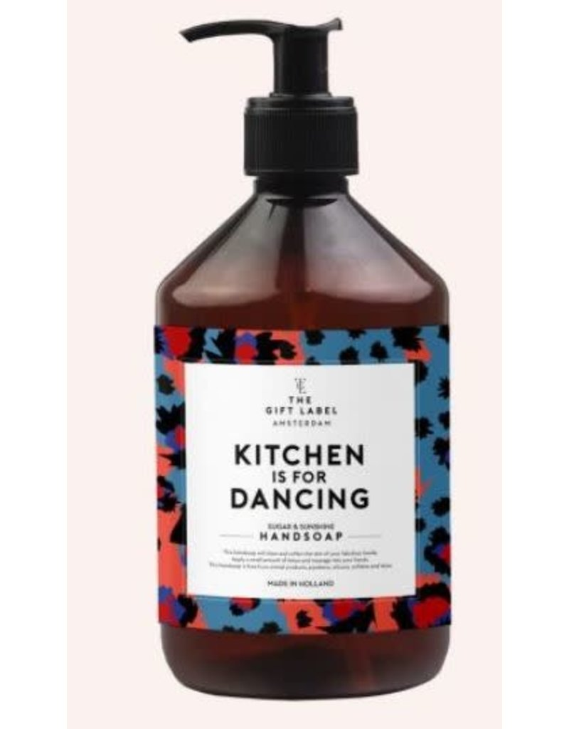 The Gift Label Hand Soap - Kitchen for dancing - 500 ml