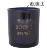 My Flame Lifestyle Geurkaars - 'December to remember'