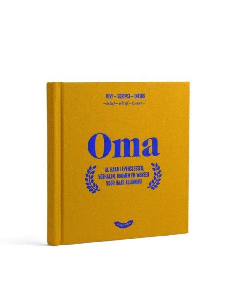 Stratier Boekje 'Oma'