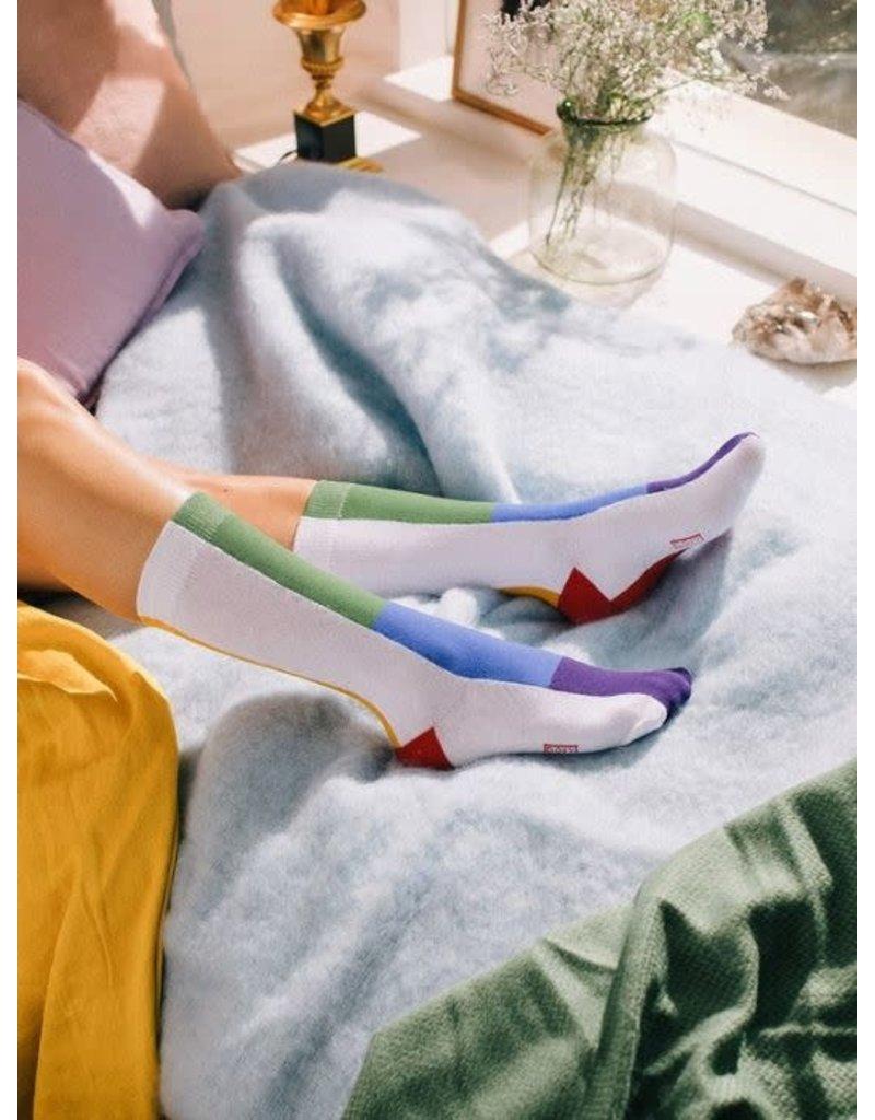 DOIY Sokken 'Regenboog'