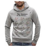 THE VANDAL History of the bicycle - sweater