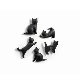 abodee Magneten Katjes - 5 stuks