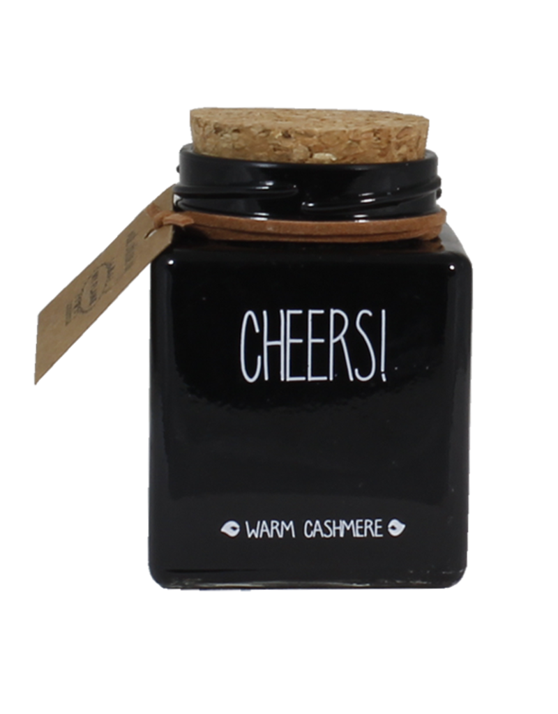 My Flame Lifestyle Geurkaars - 'Cheers'