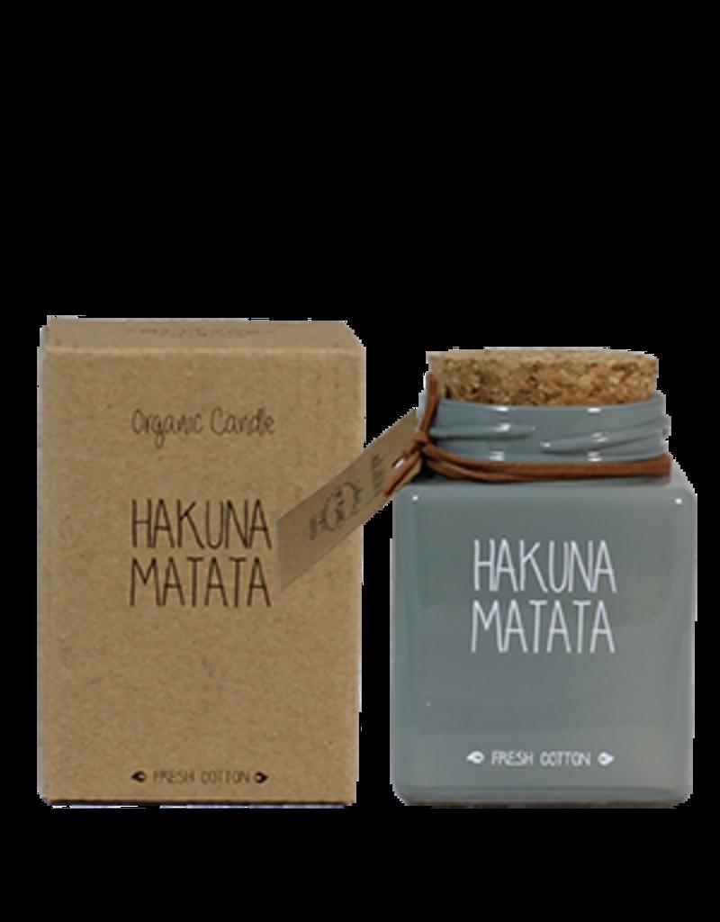 My Flame Lifestyle Geurkaars - 'Hakuna matata'