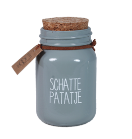 My Flame Lifestyle Geurkaars - 'Schattepatatje'