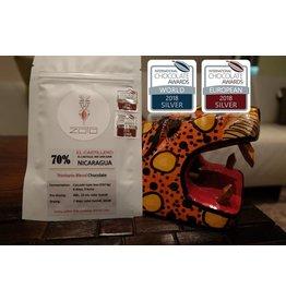 ZOTO Nicaragua - El Castillero - 70% dark chocolate