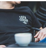 THE VANDAL T-shirt - Sofa coureur - zwart