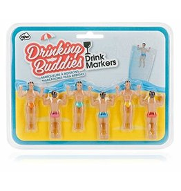 CORTINA Drinking Buddies - Drink Markers
