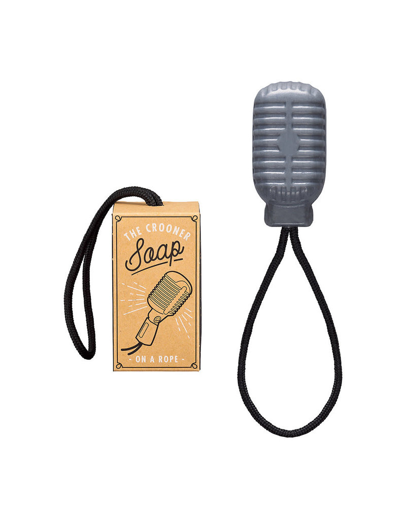CORTINA Soap on a rope - Crooner