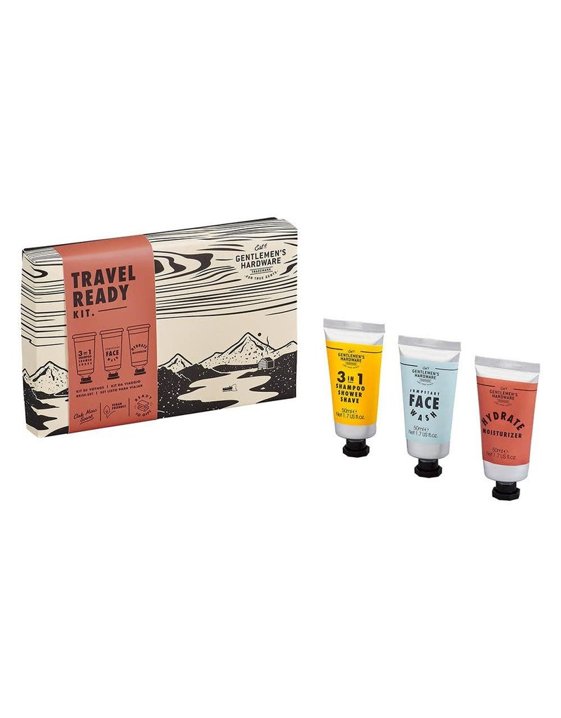 CORTINA Travel Ready Kit
