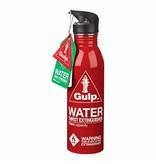 CORTINA Drinkfles - Red GULP - Thirst Extinguisher
