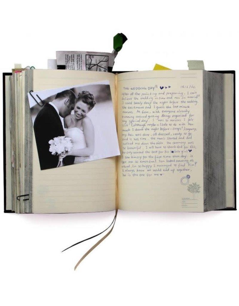 Suck UK 'My life story' - dagboek / plakboek