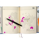 Suck UK 'My travel' - reisdagboek