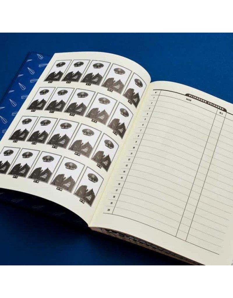 Stratier Vriendenboek jongens 'Vliegende vrienden'