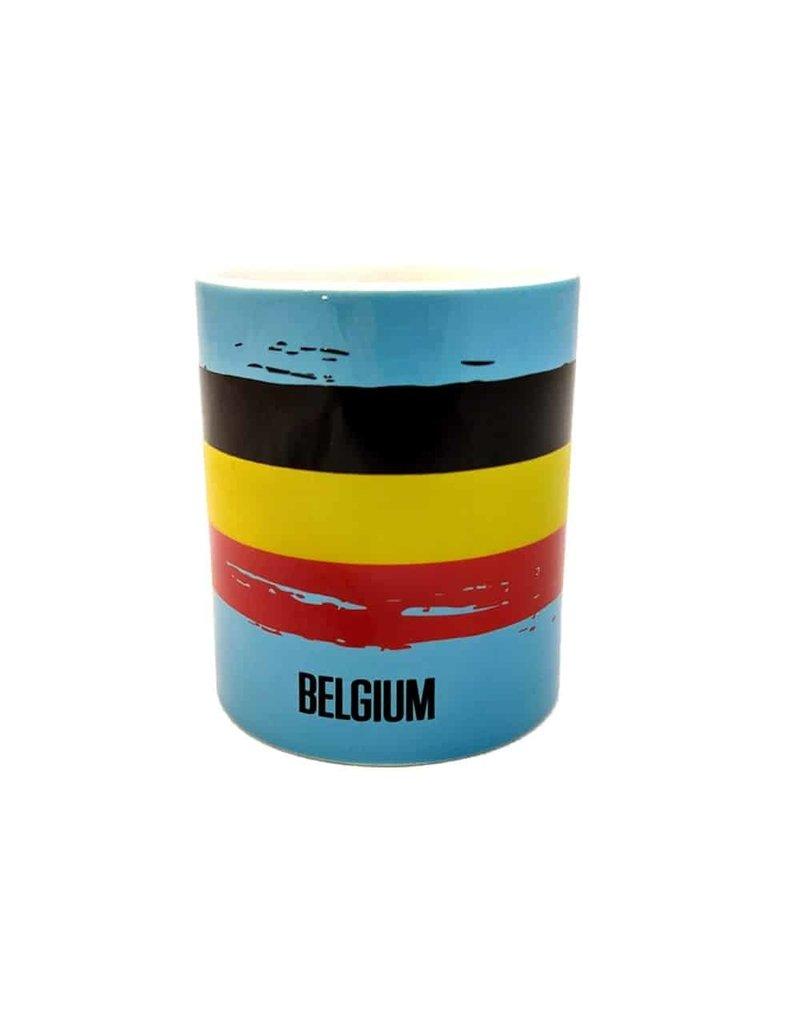 THE VANDAL Koffiemok 'Belgium'