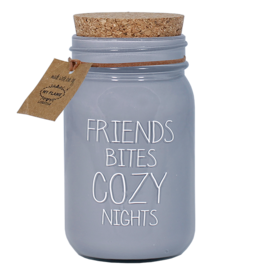 My Flame Lifestyle Geurkaars - 'Friends cozy nights'