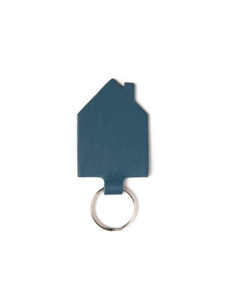 KEECIE Sleutelhanger Good house keeper - faded blue