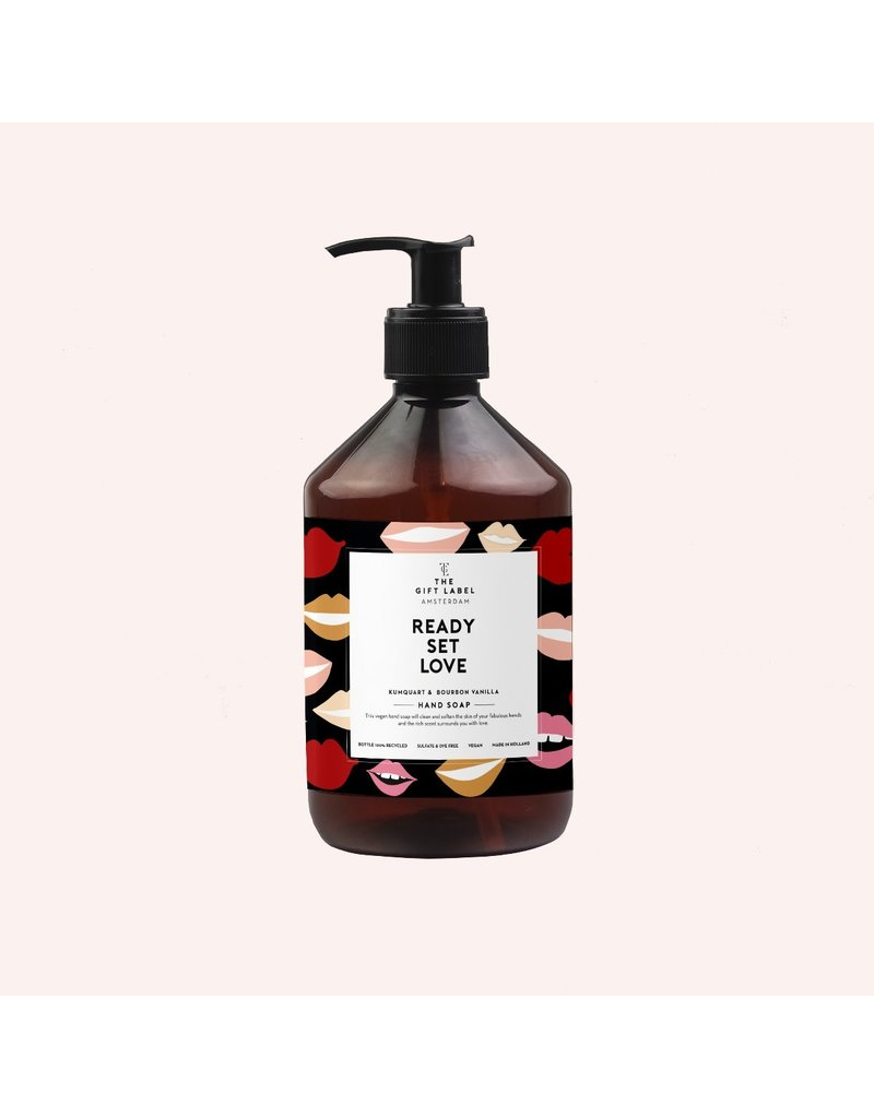 The Gift Label Hand Soap - Ready set love - 500 ml