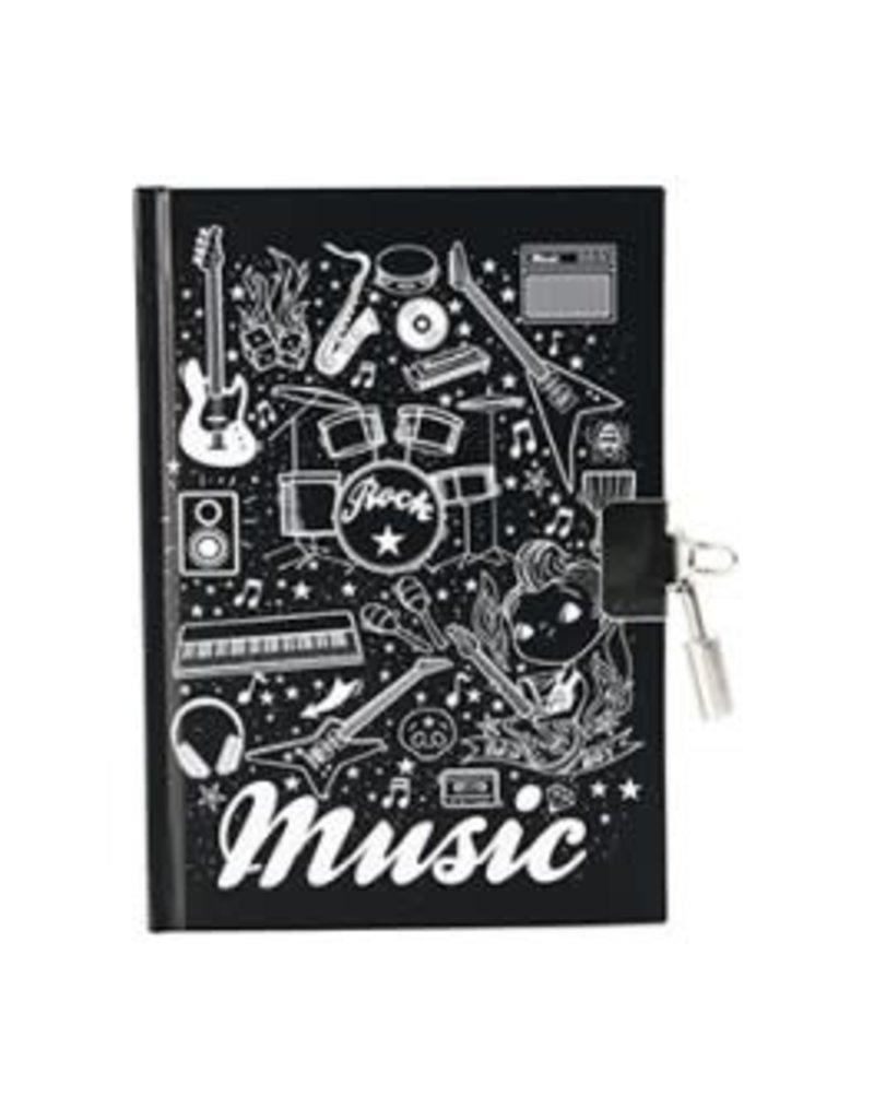 choubidous Dagboek - thema muziek