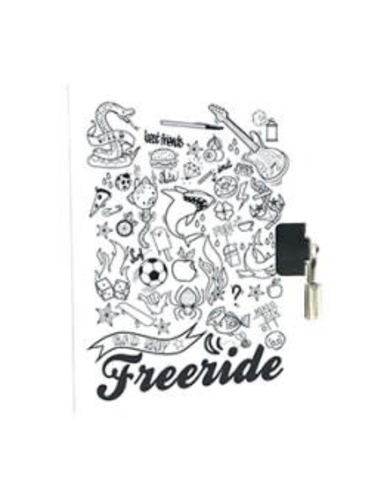 choubidous Dagboek - thema 'freeride'