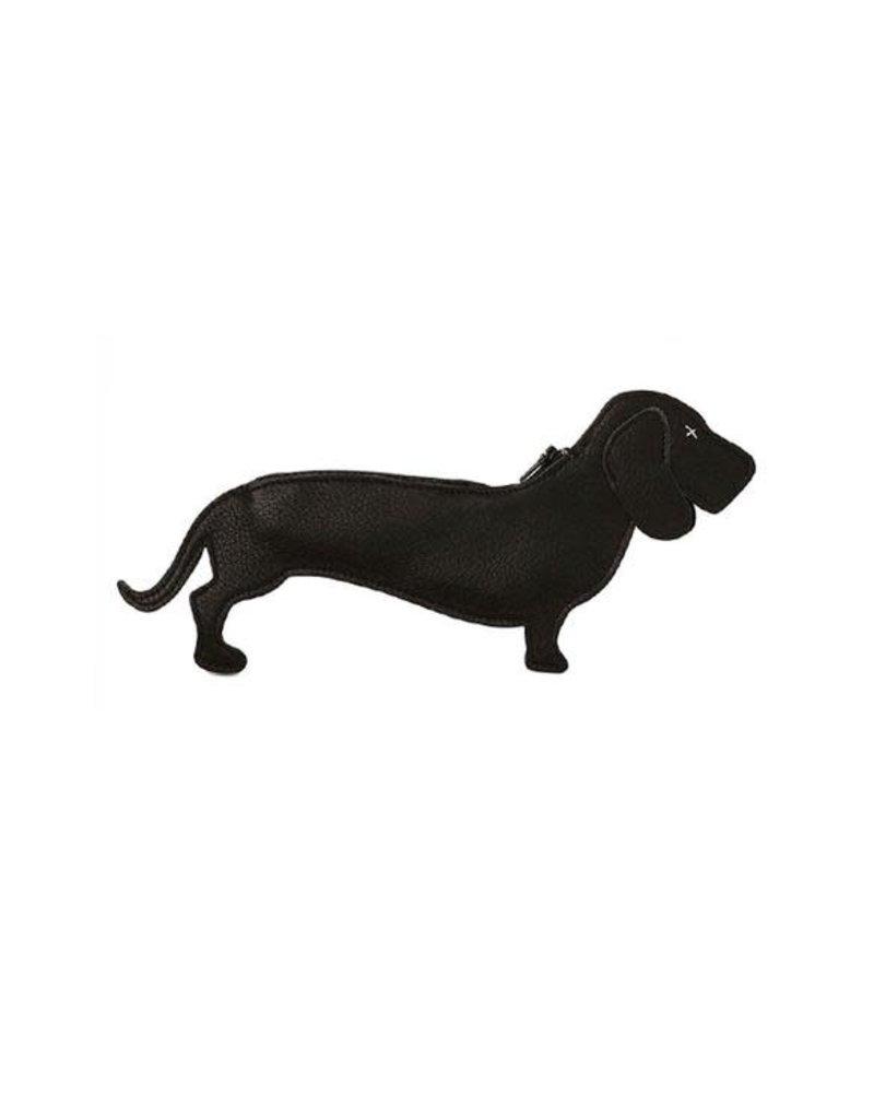 KEECIE Etui, Good Dog, Black