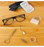 kikkerland Reparatieset voor brillen