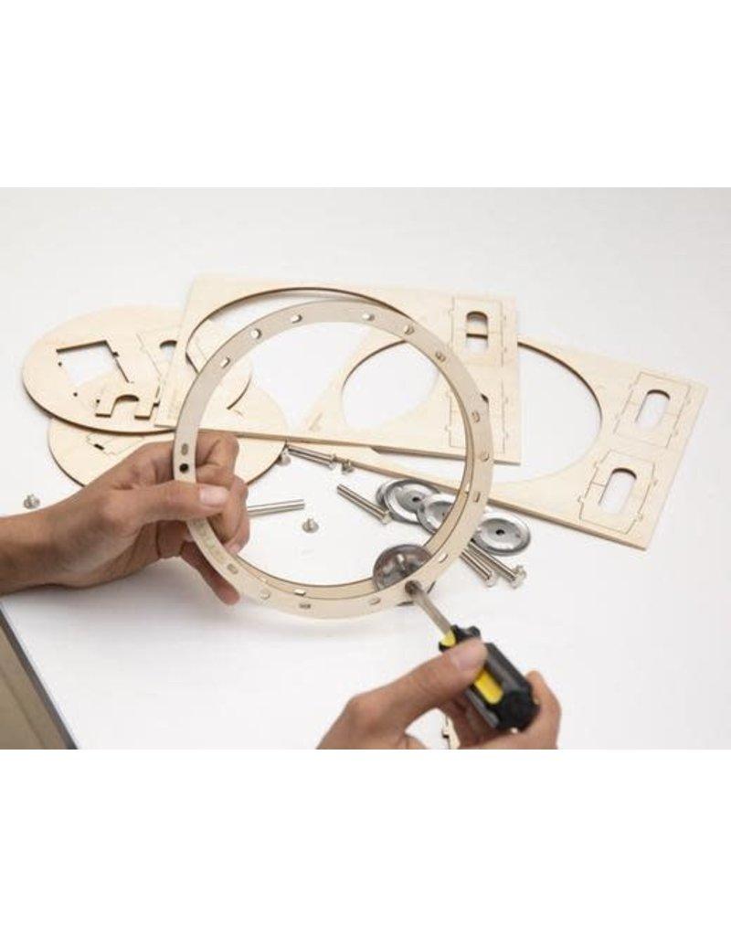 kikkerland 'Maak zelf een tamboerijn'-set
