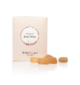 The real wine gum Real wine gums - Rosé