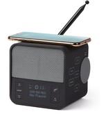 LEXON DAB/FM radio - BT-speaker - 'Oslo news - grijs