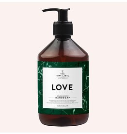 The Gift Label Hand Soap - Love - 500 ml