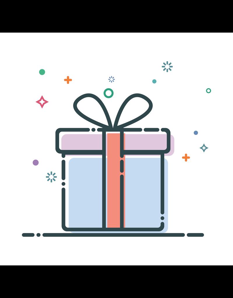 Verpakt als cadeautje -neutraal
