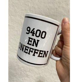 Urban Merch Mok '9400 en oneffen'