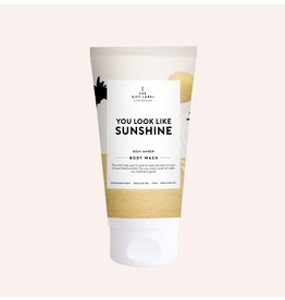 The Gift Label Body wash 150 ml - You look like sunshine - High summer