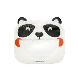 kikkerland Panda zipper bag (3 stuks)