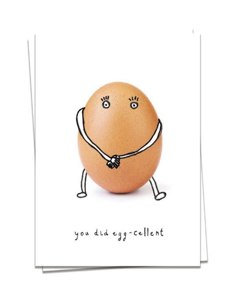 KaartBlanche Kaartje – Egg-cellent