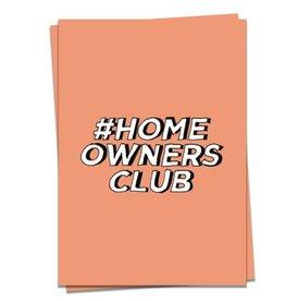 KaartBlanche Kaartje – #HomeOwnersClub