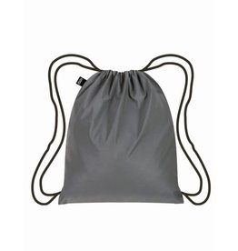 Loqi Backpack Reflective - Silver